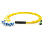 Single Mode  MPO Fan-out  Patch Cords