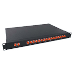 Rack Mount PLC Splitter